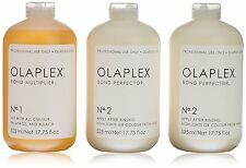OLAPLEX SALON INTRO KIT FOR PROFESSIONAL USE - STEP NO 1 & 2 LARGER SIZE!