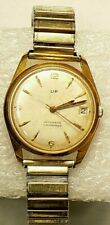 Vintage LIP Automatic Calendrier Wrist Watch Funtional #6654