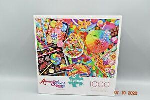 Buffalo Games Aimee Stewart 1000 Piece Jigsaw Puzzle - Candylicious
