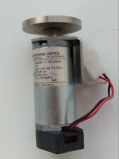 24V DC Motor VDO (now KAG) M42x30/I + IGO 500/2 Encoder + Flywheel 17