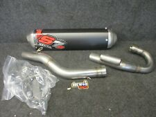 KTM SXF250 SXF350 2013-2015 New DEP S7 complete full exhaust pipe system DP1008