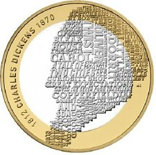 2012 £2 CHARLES DICKENS 200 ANNIVERSARY TWO POUND COIN HUNT 23/32 RARE 2 xx