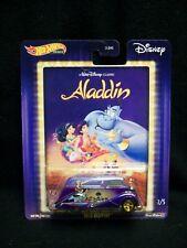 Hot Wheels Disney Aladdin Deco Delivery.