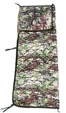 new Military Style Poncho Liner Blanket - Woobie Multicam OCP with Zipper 3567