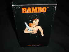 Rambo statue-Hollywood collection-HCG-NOUVEAU-Figurine Bobblehead XTREM DFORM