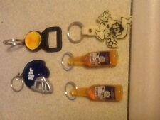 Whiskey Key Chains Set Of 12