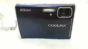 NIKON COOLPIX S51 Digital Camera (BLUE)