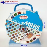 Fisher Price Thomas & Friends Mini Train Minis Collector's Play Wheel Carry Case