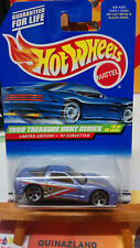 Hot Wheels Treasure Hunt '97 Chevrolet Corvette 1999-931  (9994)
