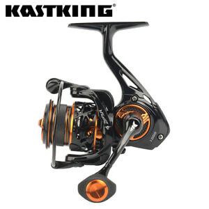 KastKing Zephyr 1000 SFS Spinning Reel – 7 + 1 BB – Carbon Fiber Drag  NEW US