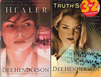 Complete Set Series - Lot of 8 O'Malley Books by Dee Henderson Guardian Healer