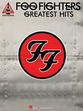 Foo Fighters Greatest Hits Sheet Music Guitar Tablature Book NEW 000691024