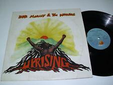 BOB MARLEY Uprising - PORTUGAL LP Island - Dacapo release RARE