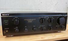 Sony TA-F550 ES High End Verstärker Amp max. 2 x 175 W / 2 x 115 W TOP erhalten