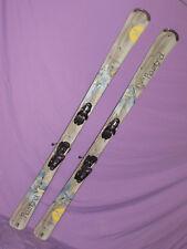 ROSSIGNOL Temptation 88 women's skis 170cm w/ Rossignol Axium120 ski bindings ~~