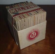Melvins 13 CD Letterpress Box Set Autographed