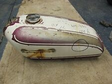 Yamaha RD200 RD 200 1971 Gas Tank Fuel Tank Petrol Tank CS3 Electric