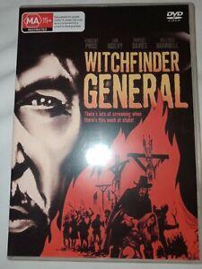 WITCHFINDER General DVD Horror