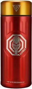 Evangelion Stainless Steel Coffee Bottle Teflon Processing CB JAPAN Qahwa New