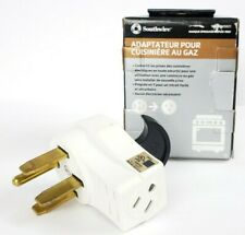 New listing Range plug outlet adapter electric to Gas 250V Receptacle for Electrical 125V