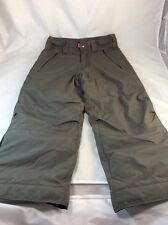 Gap Kids Winter Snowboard Pants Size Small Ages 6-7 Pre Owned