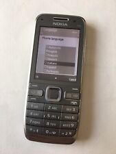 Nokia E52 sbloccato / unlocked ( Camera Fails !!! ) Original Made In Finland