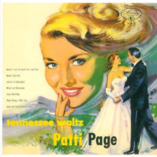 PATTI PAGE-TENNESSEE WALTZ BEST OF PATTI PAGE BEST-JAPAN CD C15