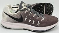Nike Air Zoom Pegasus 33 Trainers 831356-002 Dark Grey/White UK7/US9.5/EU41