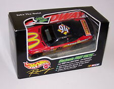 Hot Wheels #94 McDonalds Drive Thru Electronic Fast Facts Racing Car NIB