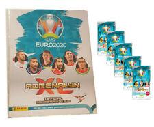 Panini UEFA EURO 2020 Adrenalyn XL - Leeralbum  + 5 Booster 40 Cards