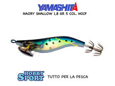 NAORY YAMASHITA LIGHT EGING MIS 1.8 BASIC col. MICF   TOTANARA BLUE