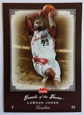 Lebron james, cavaliers 05-06 Fleer Greats Of The Game # 53