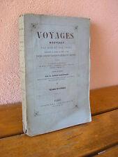 Albert-Montémont : voyages par mer et par terre Tome II voyages en AFRIQUE 1847