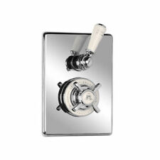 LEFROY BROOKS 1900 CLASSIC CONCEALED THERMOSTATIC VALVE CHROME/CERAMIC GD8706