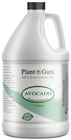Avocado Oil Gallon 7.5 lbs. Cold Pressed 100% Pure Organic For Skin Hair Massage