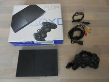 PlayStation 2 / PS2 Slim + Controller + Kabel in OVP #1