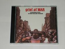 grief of WAR A Mounting Crisis.As Their Fury Got Released 10 Track CD Album 2007
