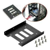 """2,5 """"bis 3,5"""" SSD-Metalladapterhalterung Festplattenhalterung für PC R L0Z1 V2L6"""