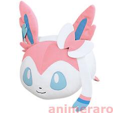 """Pokemon Dekai Big Plush Doll - SYLVEON 10.5"""" Inches Nintendo Banpresto Let's Go"""