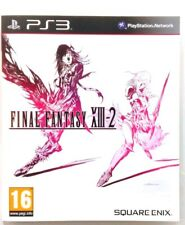 Game Ps3 Final Fantasy Xiii-2 13-2 - Square Enix Sony Playstation 3 2011 Used