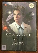 Stargate Sg-1 Savarna Big Finish Audio Drama Cd Teryl Rothery Sally Malcolm
