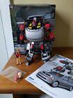 Takara Transformers BTA-03 Binaltech Broadblast Lumina Toyota bB Scion xB