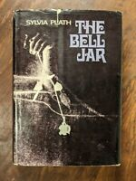 The Bell Jar Sylvia Plath 1st U.S. Edition 3rd Printing HCDJ First Ed. NOT BC