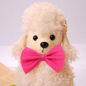 Pet Dog Cat Necklace Adjustable Strap Collar Dogs  Puppy Bow Ties Supplies
