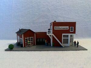 HO Scale Standart Electric Wood Kit Custom Assembled