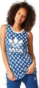Adidas Originals Women's Tokyo Loose Tank  (UK 4)