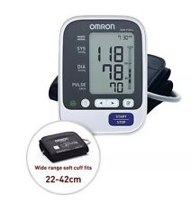 Brand New Omron HEM 7130 With Large Cuff Upper Arm BP Monitor - Free Shipping