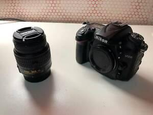 Nikon D7200 w/ 18-55mm DX Lens