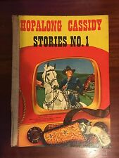 Vintage Hopalong Cassidy Stories NO 1 Authorised Edition
