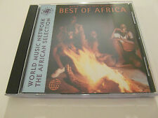 Best Of Africa - Various Artists ( CD Album ) Used very good